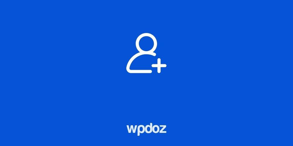 2 Farklı Yöntem ile WordPress Profil Fotoğrafı Değiştirme