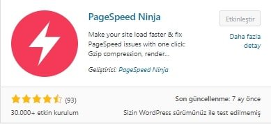 PageSpeed Ninja