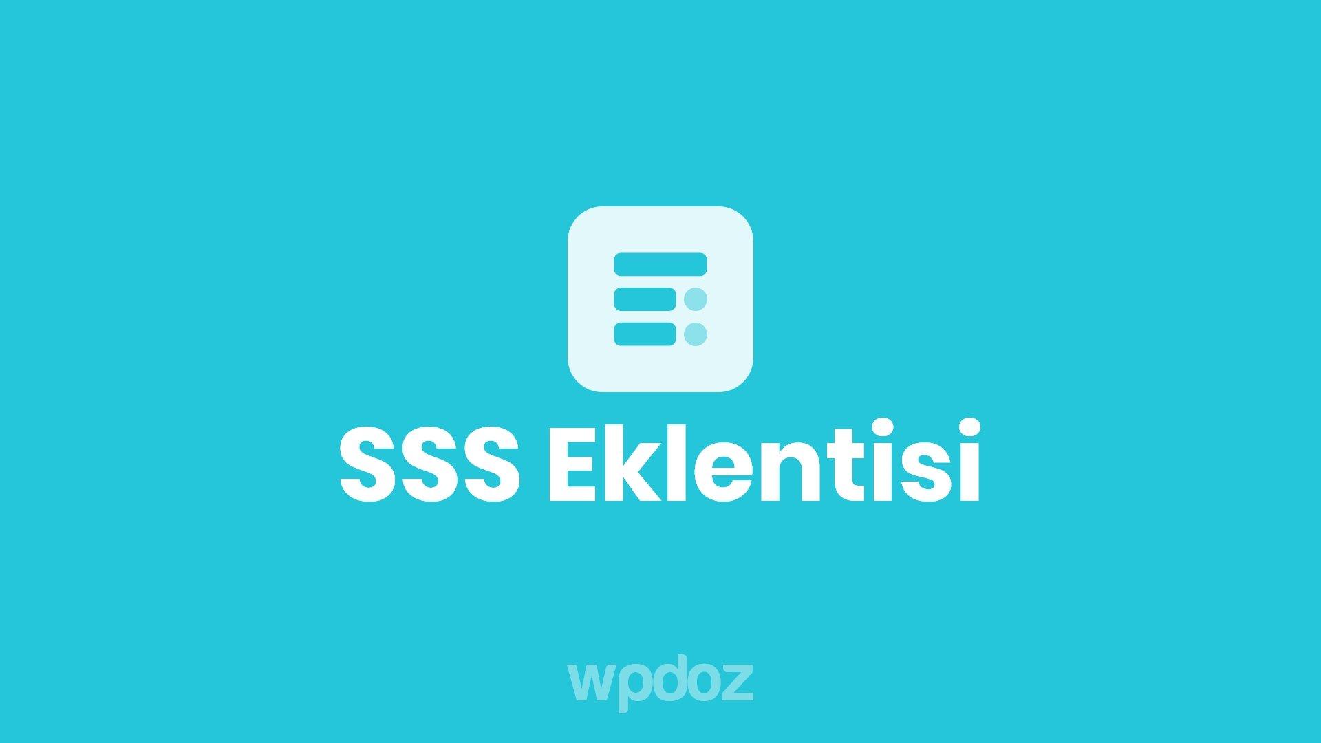 #1 WordPress En İyi SSS Eklentisi – Schema FAQ Maker Pro
