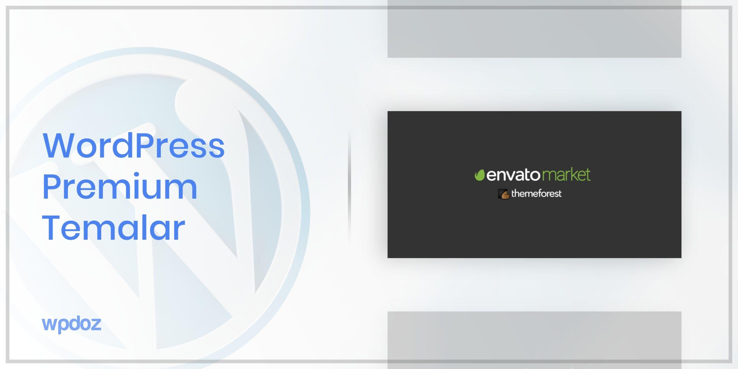 WordPress Ücretsiz Premium Temalar