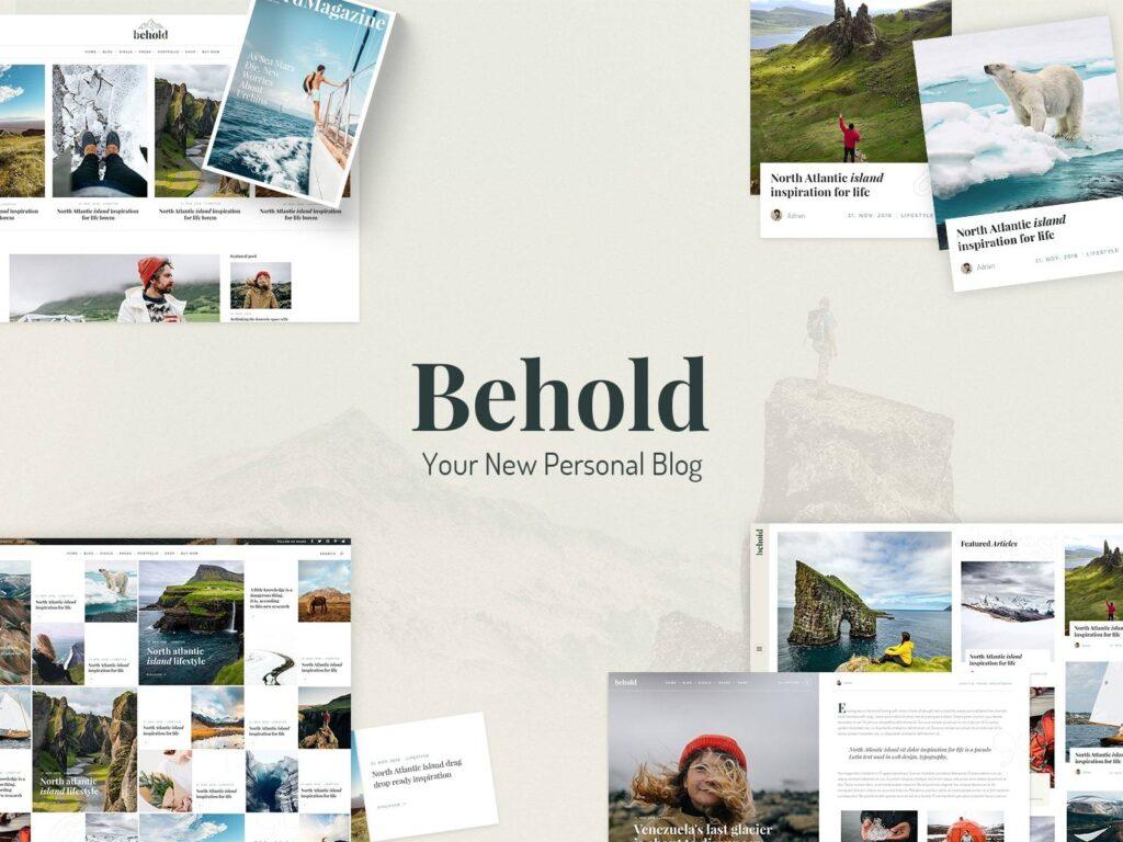 WordPress Kişisl Blog Temaları