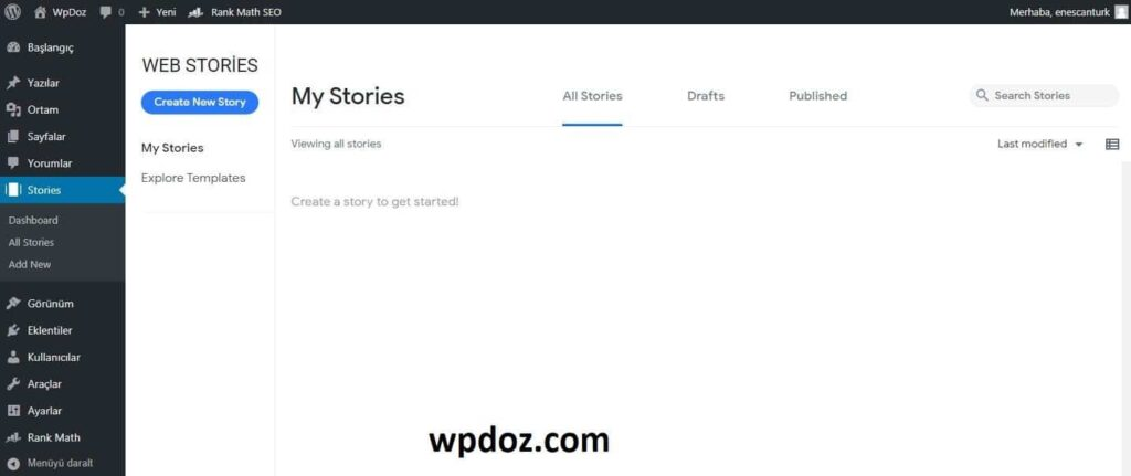 Google Web Stories