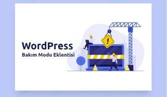 wordpress-bakim-modu-eklentisi