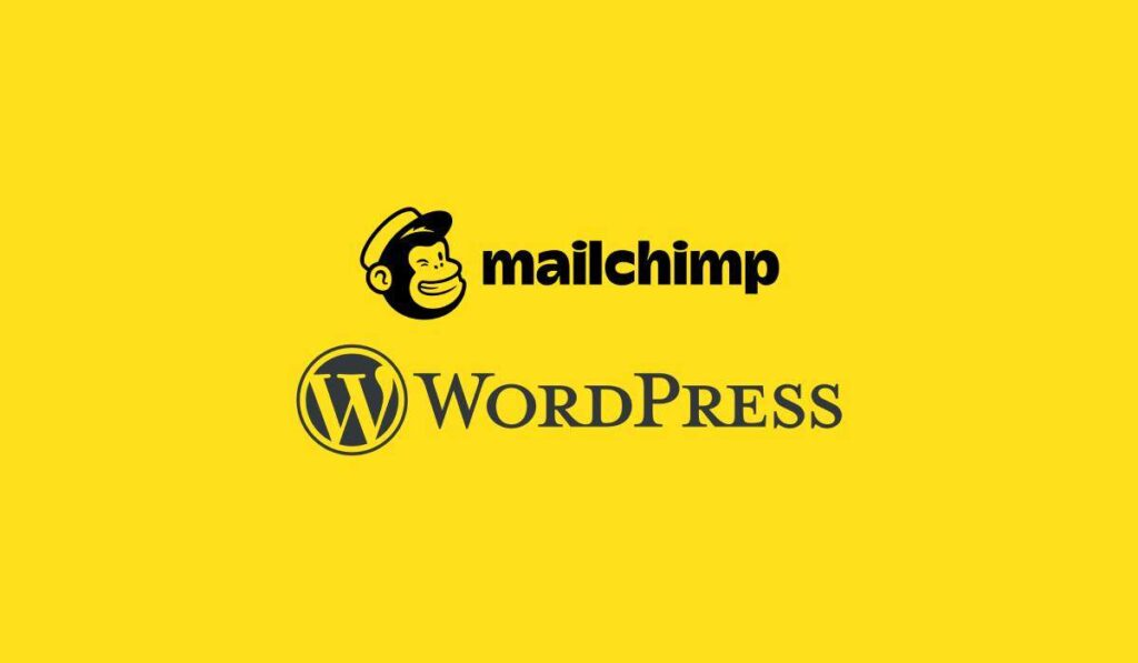 wordpress mailchimp ayarlari
