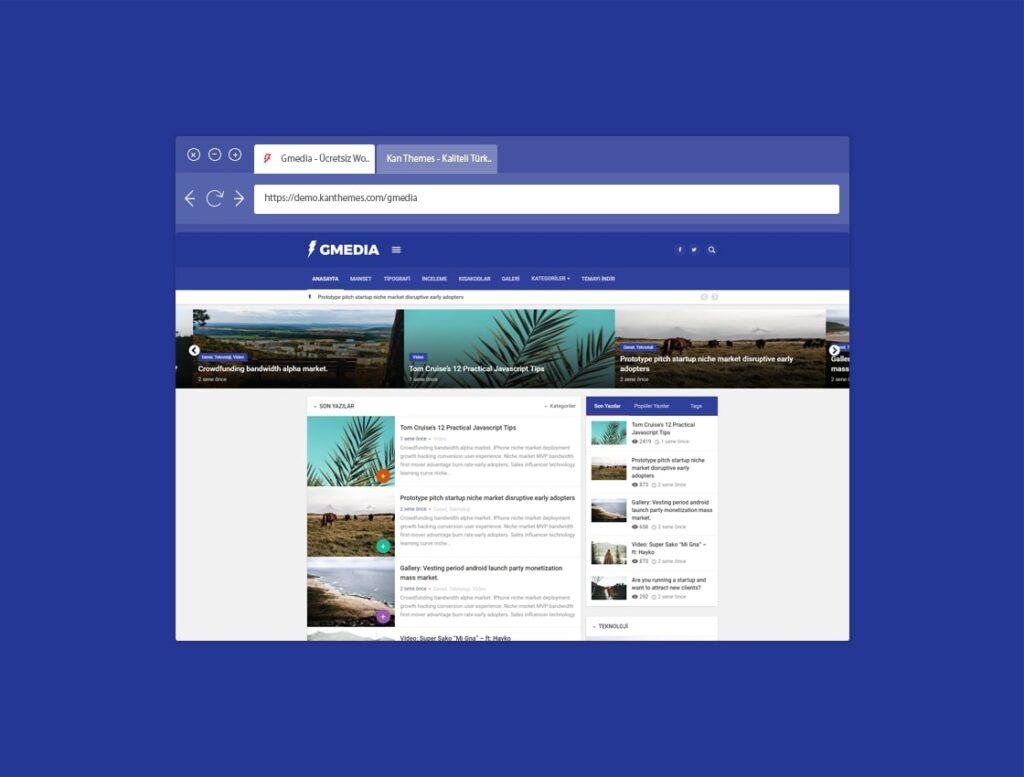 wordpress teknoloji teması ücretsiz