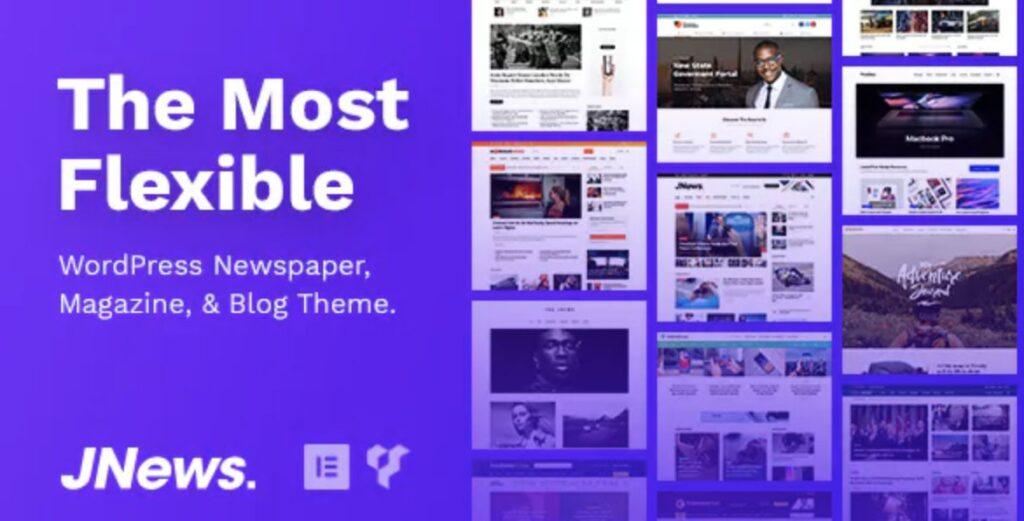 WordPress Blog Teması Jnews