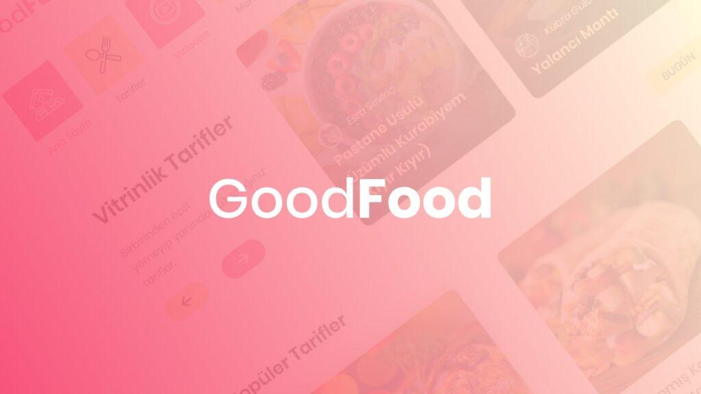 WordPress yemek teması GoodestFood