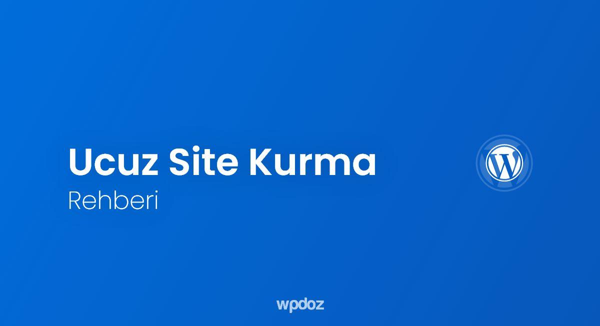 Ucuz Site Kurma: Uygun Fiyatlı Site Kurma