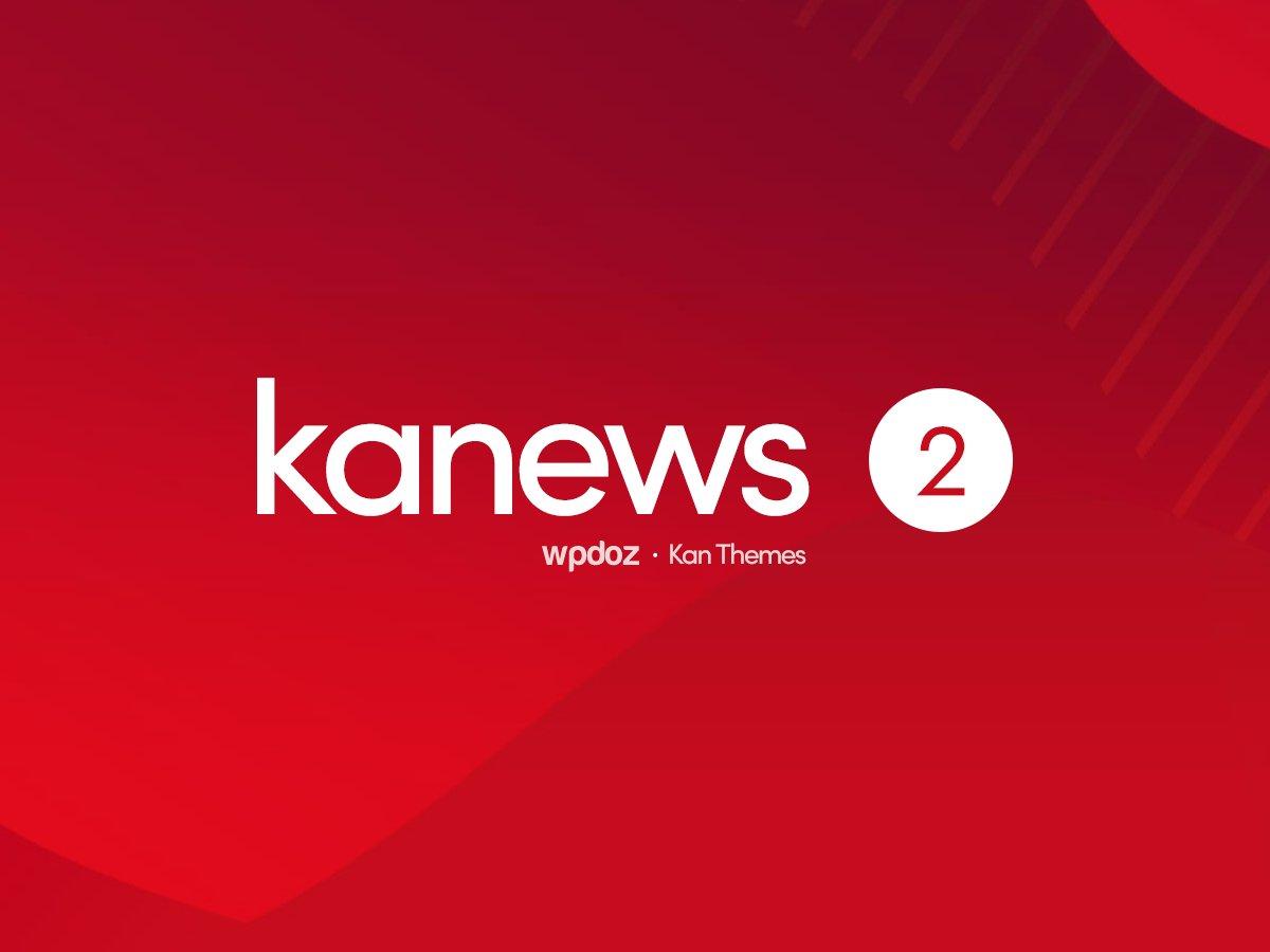 Kanews WordPress Haber Teması – İnceleme