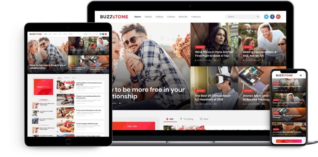 BuzzStone preview