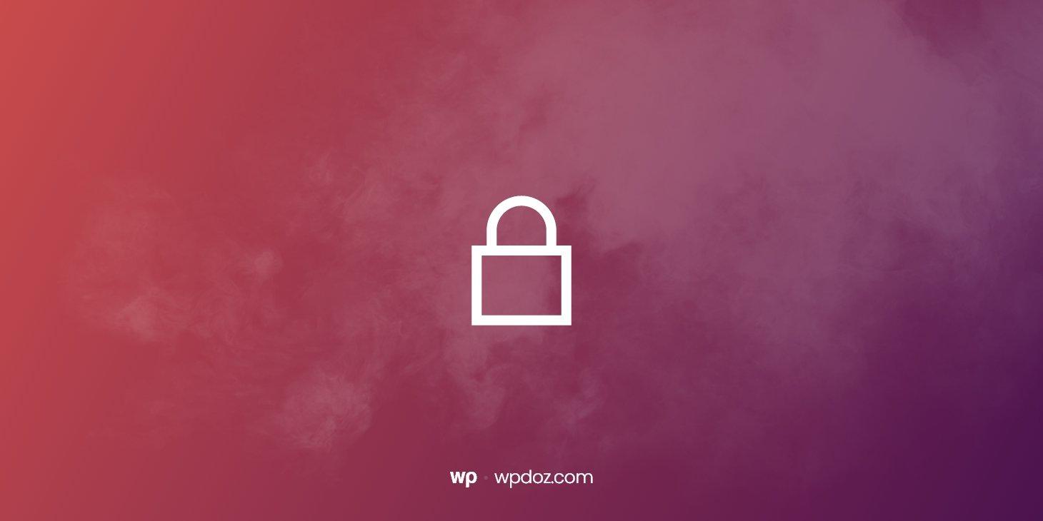 WordPress Gizlilik Politikası Oluşturma (Tek Tıkla) + Örnek