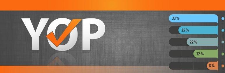 YOP POLL WordPress survey poll plugin